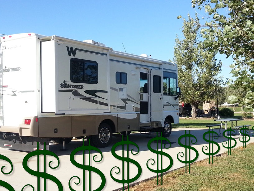 The Cost of Full Time RVing